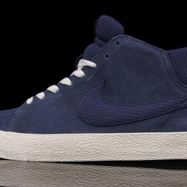 Nike - Blazer Mid LR - Squadron Blue/Orange
