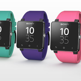 SONY - Smartwatch2