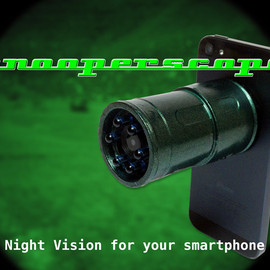 PSY Corporation LTD - Snooperscope - Night Vision for Mobile Devices
