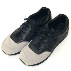 foot the coacher × NEW BALANCE  - CM576