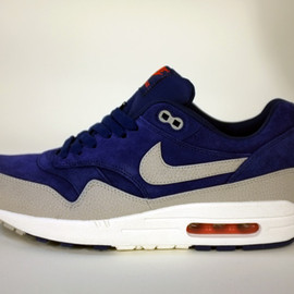 Nike - Air Max 1 (Holiday 2012) - Blue/Grey