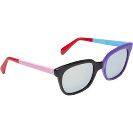 Sheriff & Cherry - G11S Olympic Rock Mirrored Sunglasses