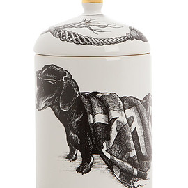 RORY DOBNER - RORY DOBNER HOT DOG CERAMIC SCENTED CANDLE