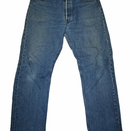 Levi's Vintage Clothing - Vintage Levis 501 XX Jeans Made in USA Size 38/34
