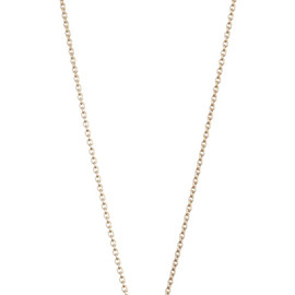 Minor Obsessions - Gold & Diamond Bird Pendant Necklace