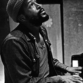 Marvin Gaye - Your Morning Shot: Marvin Gaye, 1973
