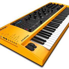 Studiologic - 'Sledge' - The Synthesizer boosts the DSP of the latest Waldorf.
