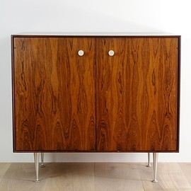 Herman Miller - Rosewood Case Group #5201 by George Nelson & Associates