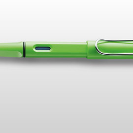LAMY - LAMY safari fountain pen green