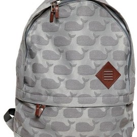 THOM BROWNE - Whales Jacquard Backpack