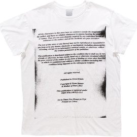 mother of pearl - ISBN unisex T-shirts