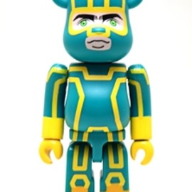 MEDICOM TOY - Kick-Ass 2 Kick-Ass  BE@RBRICK 100%