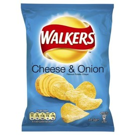 Walkers - Cheese and Onion