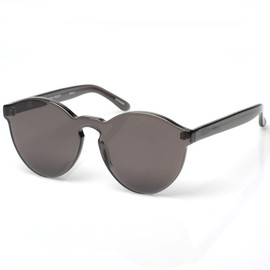 HOUSE OF HOLLAND+LINDA FARROW - plexiglass sunglasses