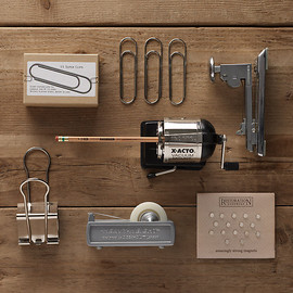 RH - Industrial Desk Accessories