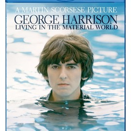 Martin Scorsese - George Harrison - Living in the Material World [Blue-ray]