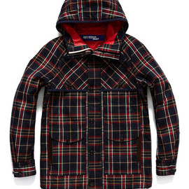 JUNYA WATANABE COMME des GARCONS MAN - Hooded Jacket