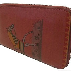 HERMES - AZAP Long Wallet