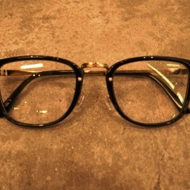 FOCUS #antique gold/optical