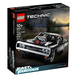 LEGO - LEGO TECHNIC: Dom's Dodge Charger (42111)