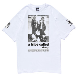 STUSSY - ATCS Tee by TRIPSTER / Designed by FOURDEUCES&CO.