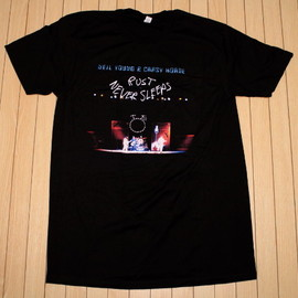 """NEIL YOUNG & CRAZY HORSE """"RUST NEVER SLEEPS"""" T-shirts"""