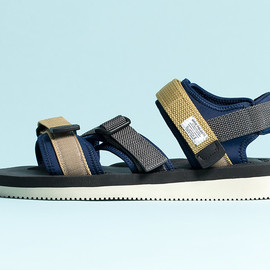 SUICOKE  Norse Projects - SUICOKE x Norse Projects 2014 Spring/Summer Sandal