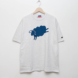 cup and cone - Cycle Sheep Heritage Tee
