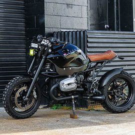 Purpose Built Moto - BMW R1150 Scrambler