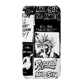 Incase - Snap Case Andy Warhol Collection for iPhone4/4S