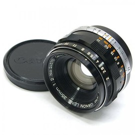 CANON - 35mm f2 LEICA L Mount