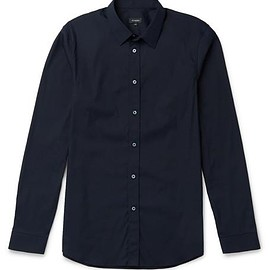 Jil Sander - Slim-Fit Stretch Cotton-Blend Shirt
