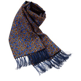 MR.GENTLEMAN - Traditional Paisley Scarf