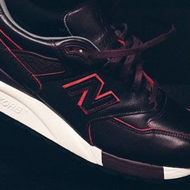 New Balance - 998 Made in USA - Horween Leather