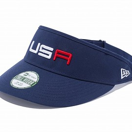 New Era - Sun Visor Tall RYDER CUP 16 USA