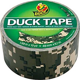 DUCK - BRAND DUCT TAPE DIGITAL CAMO