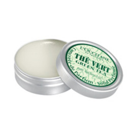 L'OCCITANE - Green Tea Solid Perfume