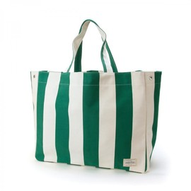 "HEAD PORTER - ""BRIGHTON"" TOTE BAG (L) GREEN"