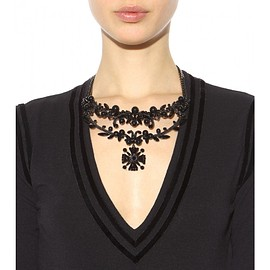 GIVENCHY - Embellished necklace