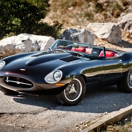 Jaguar - Eagle speedster