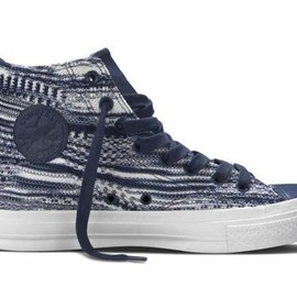 Converse x Missoni - All Star Spring 2012 Collection