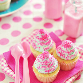 Vanilla Dream Cupcakes