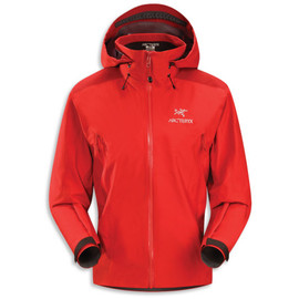 Arc'teryx - Beta AR Jacket Cardinal