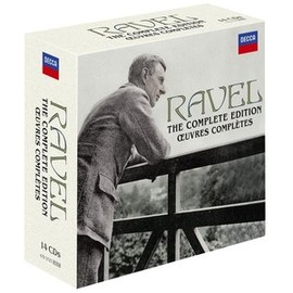 Various Artists - Ravel Complete Edition