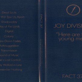 Joy Division - Here Are The Young Men (Fac 37)