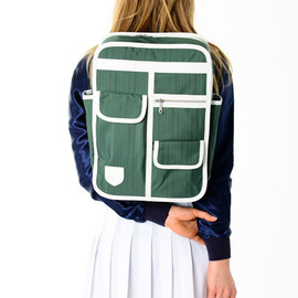 Goodordering - Backpack Forest Green