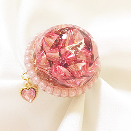 PINK SALON - Real Wrapping Ring