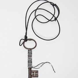 J.W. ANDERSON - Key Necklace