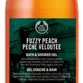 BODY SHOP - Fuzzy Peach Bath&Shower Gel