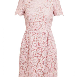 VALENTINO - Lace Babydoll Dress
